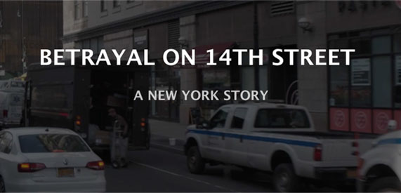 BETRAYAL ON 14TH STREET