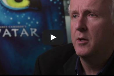 JAMES CAMERON: DIRECTOR TURNS ACTIVIST