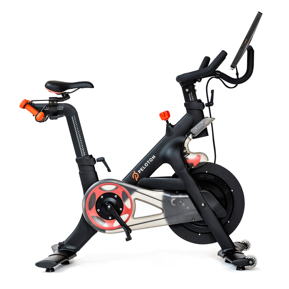 PELOTON The BIKE A NEW CONCEPT IN FITNESS